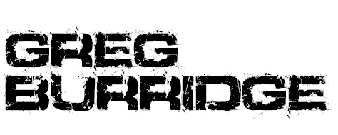 Greg Burridge | Official Site