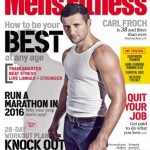 "Burridge stars in ""Men's Fitness"""